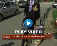 Charity in Mioveni, Absolut TV